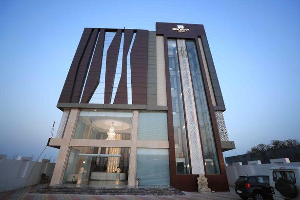 Bindiram Hotel Chitrakoot