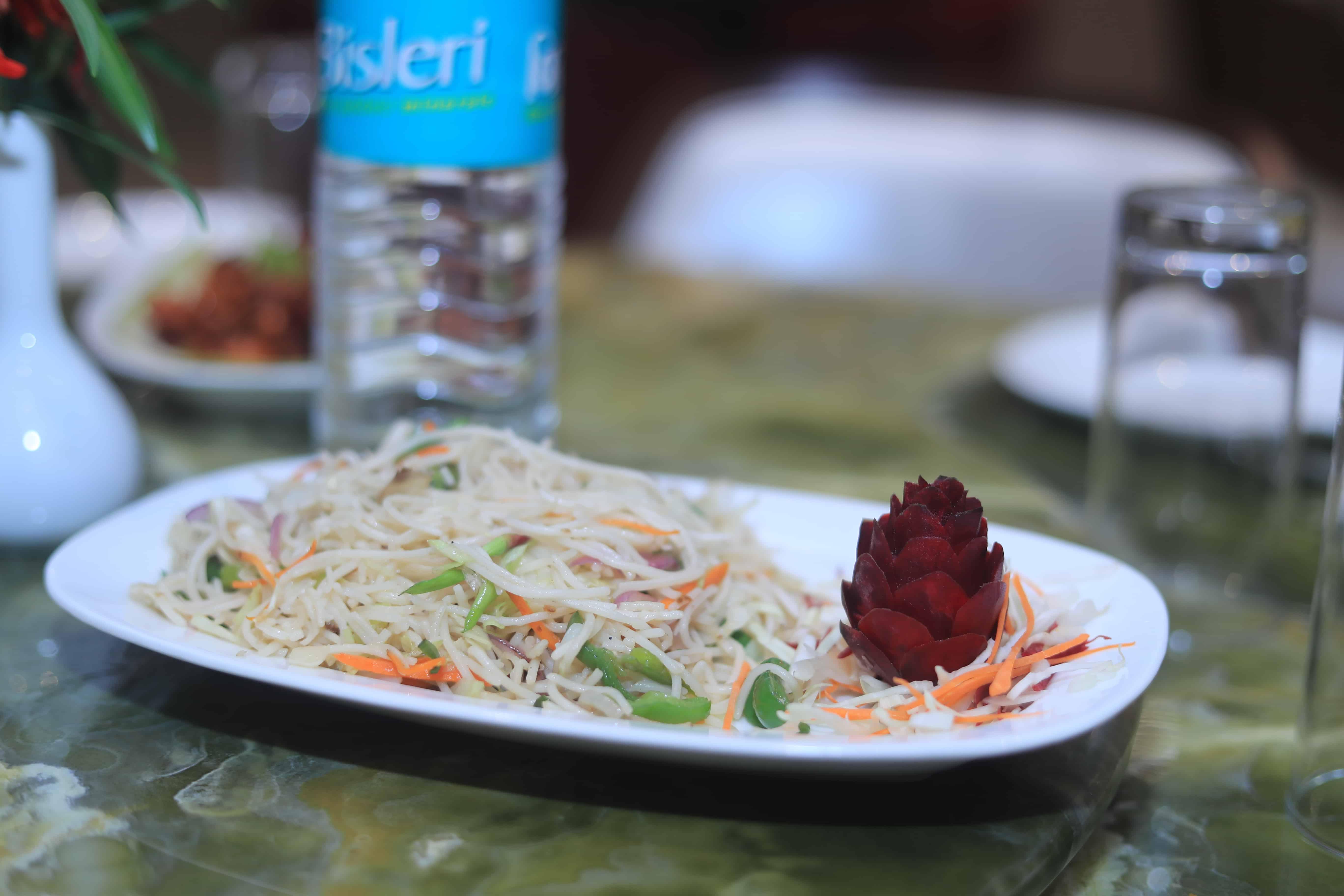 Bindiram Hotel - Dishes