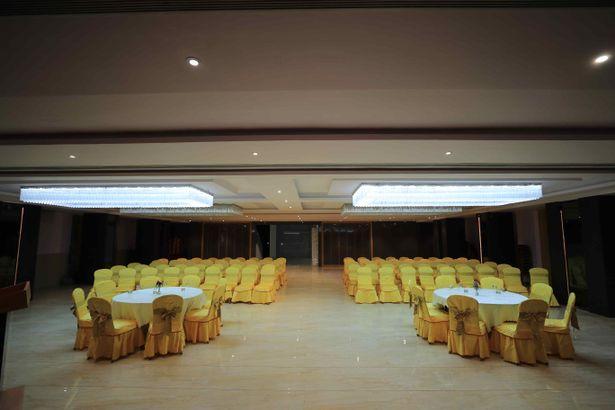Bindiram Hotel Chitrakoot - interior