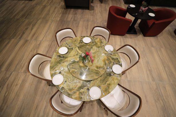 Bindiram Hotel Chitrakoot - restaurant