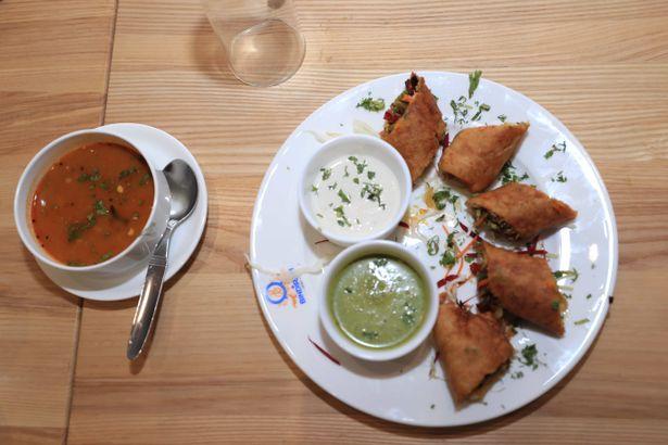 Bindiram Hotel Chitrakoot - foods